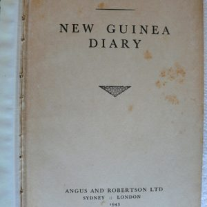New Guinea Diary (George H Johnson)