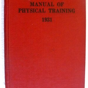 Manual of PT 1931 (The War Office)