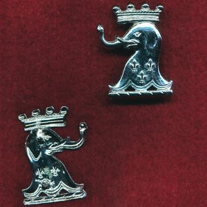 1/15th RNSWL Collar Badge (Post 1997) (w/L)