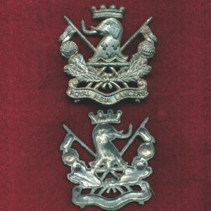 1/15th RNSWL Hat Badge  (60/96) (Var.2)
