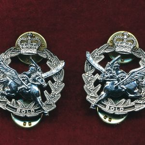 Collar Badges (opposed pair) - 5th Aviation Regiment (Current)