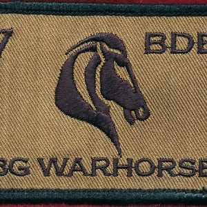 7 BDE Battle Group Warhorse patch