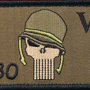 5 RAR Mortar Platoon (c/s80) patch