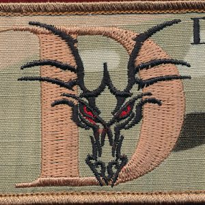 9 RQR - Delta Company patch