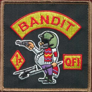 Oakey Aviation School Instructors Patch - QFI (1)