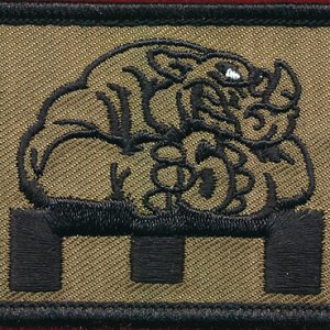 SF - SOER 6 Troop Patch