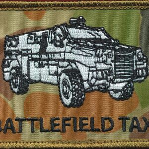 Battlefield Taxi patch (DPCU)
