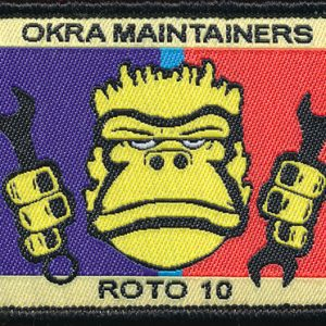 IRAQ  - OP OKRA MAINTAINERS ROTO 10 (RAAF)