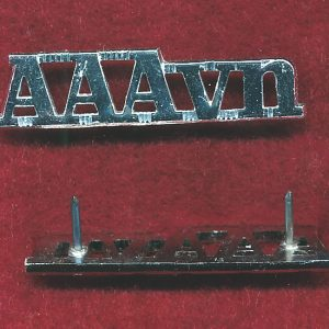 Shoulder Title - AAAvn (A/A)