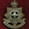 The Victorian Rangers Hat Badge (2nd Pattern) (00/12)