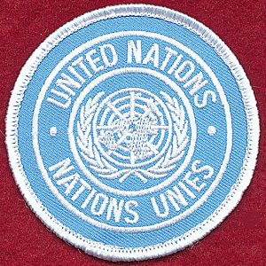 United Nations Patch (6)