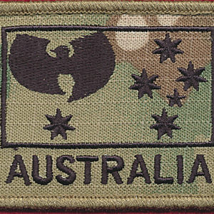 Australian National Flag  DPDU (multicam)