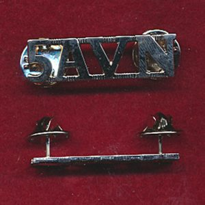 Shoulder Title - 5AVN (Post 1997)