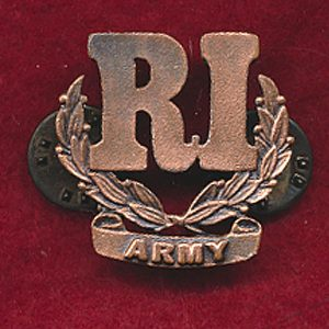 Instructor - Recruit Instructor Badge - Army