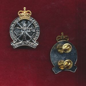 Hat Badge - Australian Army Legal Corps  (P/97)