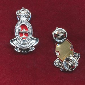 Hat / CollarBadge - RAANC  (ORs) (P/97)