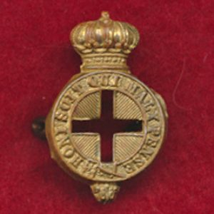 NSW Medical Staff Corps Collar Badge (1888-98) (#2)