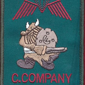 3 RAR - C Coy - Abn patch