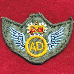Air Dispatcher Badge  RACT  (#5)