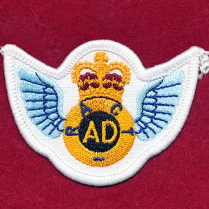 Air Dispatcher Badge  RACT  (#6)